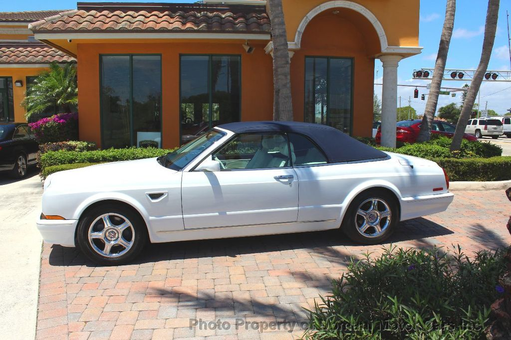 1999 Bentley Azure COMPLETE SERVICE JUST PERFORMED!! ONLY 16,180 miles!! - 17625191 - 3