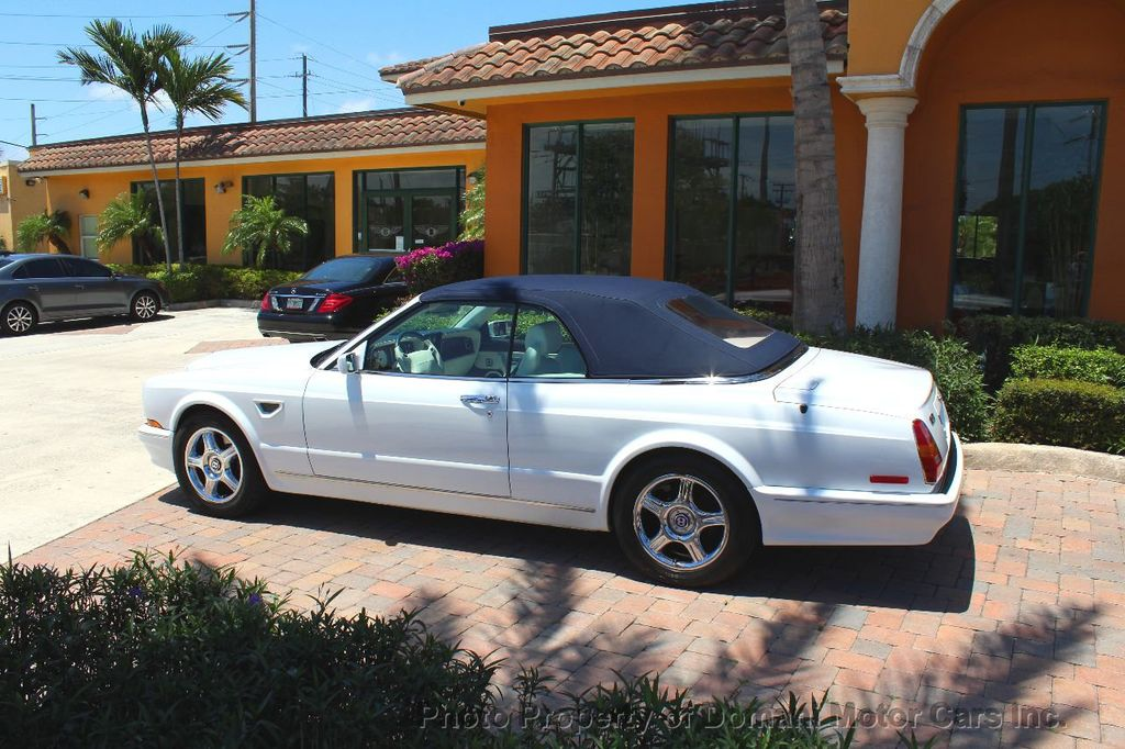1999 Bentley Azure COMPLETE SERVICE JUST PERFORMED!! ONLY 16,180 miles!! - 17625191 - 4