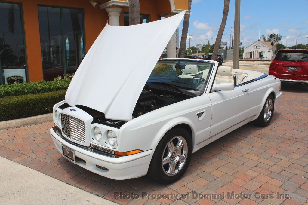 1999 Bentley Azure COMPLETE SERVICE JUST PERFORMED!! ONLY 16,180 miles!! - 17625191 - 64