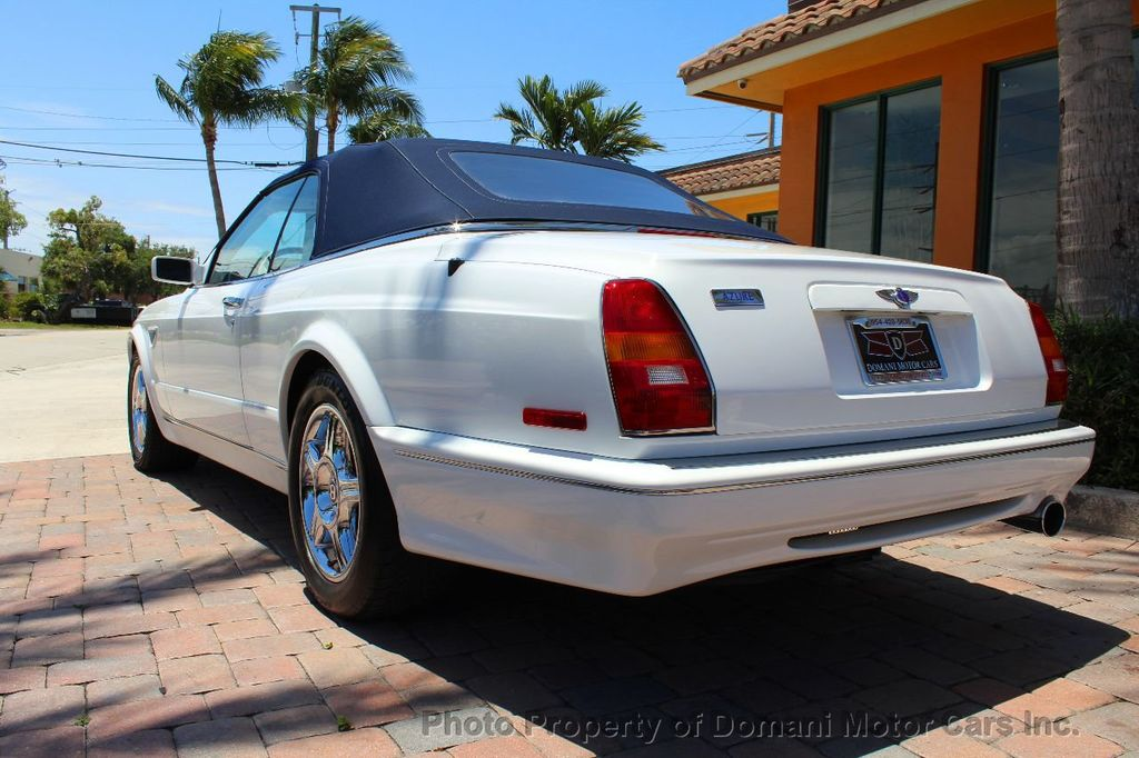 1999 Bentley Azure COMPLETE SERVICE JUST PERFORMED!! ONLY 16,180 miles!! - 17625191 - 6