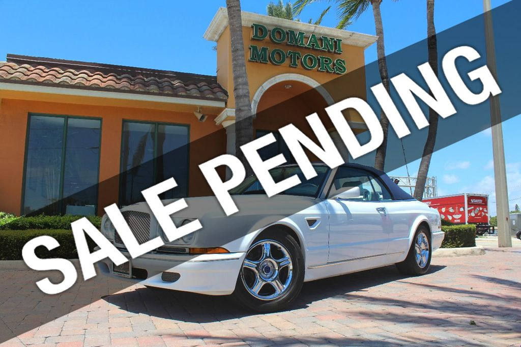 1999 Bentley Azure FRESHLY SERVICED - 1 OF ONLY 141 PRODUCED !! - JUST $610/MONTH!! - 17625191 - 0
