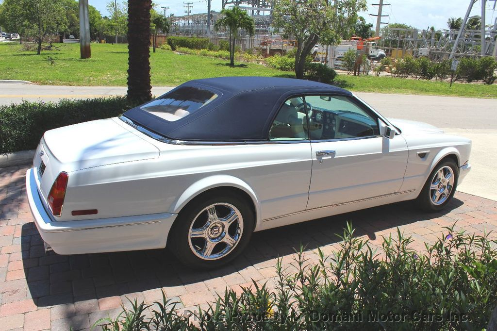 1999 Bentley Azure FRESHLY SERVICED - 1 OF ONLY 141 PRODUCED !! - JUST $610/MONTH!! - 17625191 - 11