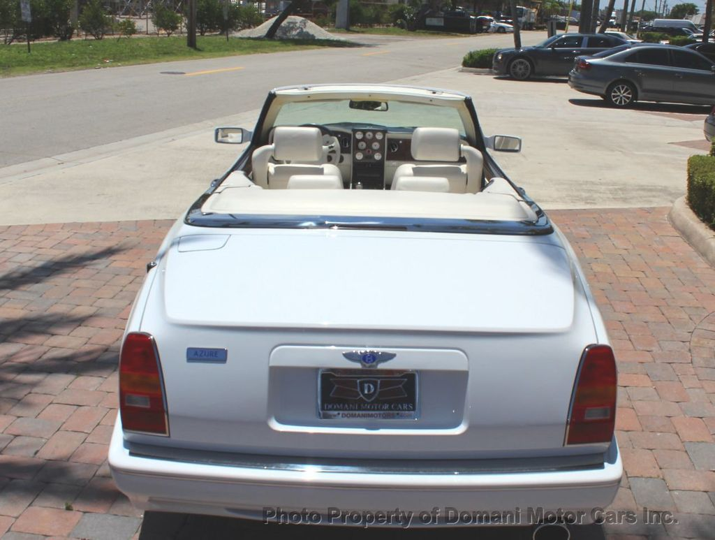 1999 Bentley Azure FRESHLY SERVICED - 1 OF ONLY 141 PRODUCED !! - JUST $610/MONTH!! - 17625191 - 23