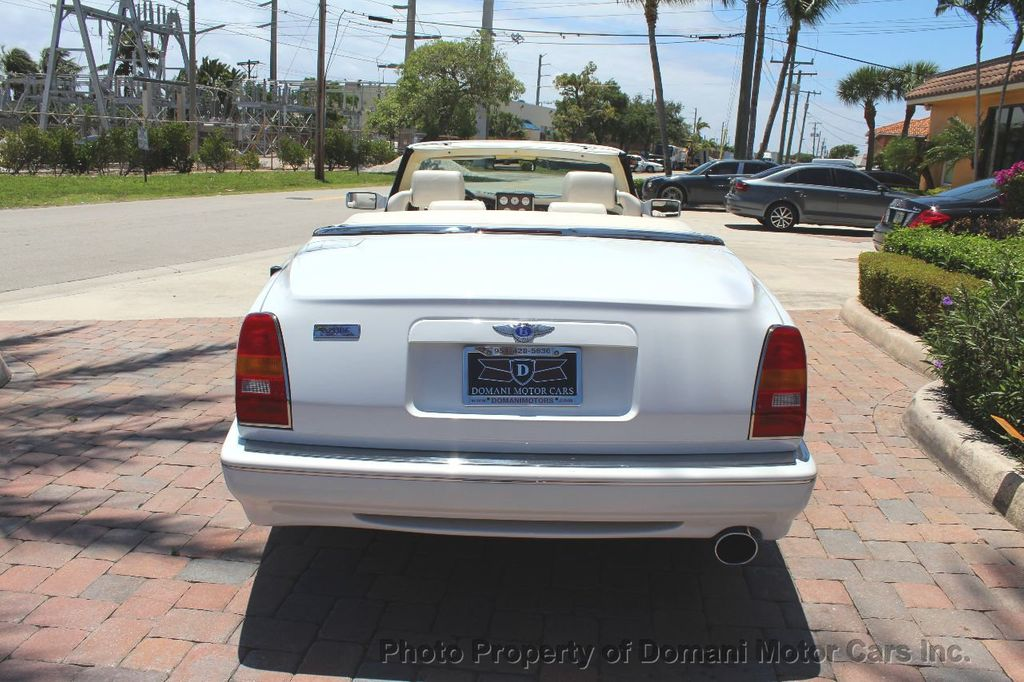 1999 Bentley Azure FRESHLY SERVICED - 1 OF ONLY 141 PRODUCED !! - JUST $610/MONTH!! - 17625191 - 24