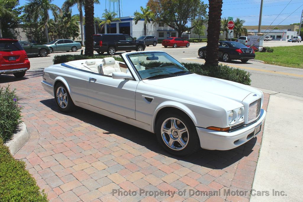 1999 Bentley Azure FRESHLY SERVICED - 1 OF ONLY 141 PRODUCED !! - JUST $610/MONTH!! - 17625191 - 28