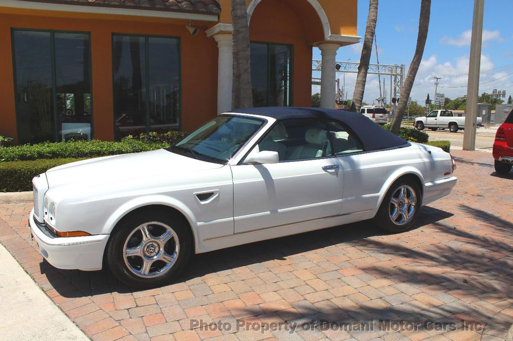 1999 Bentley Azure FRESHLY SERVICED - 1 OF ONLY 141 PRODUCED !! - JUST $610/MONTH!! - 17625191 - 2