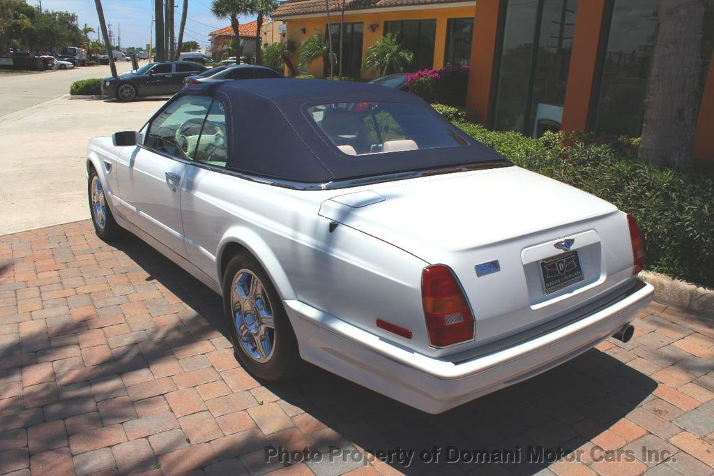1999 Bentley Azure FRESHLY SERVICED - 1 OF ONLY 141 PRODUCED !! - JUST $610/MONTH!! - 17625191 - 5