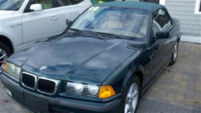 1999 BMW 3 Series 323Ci Convertible