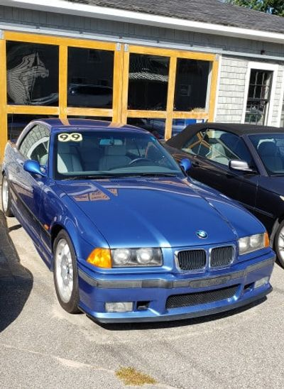 1999 BMW 3 Series M3 Convertible