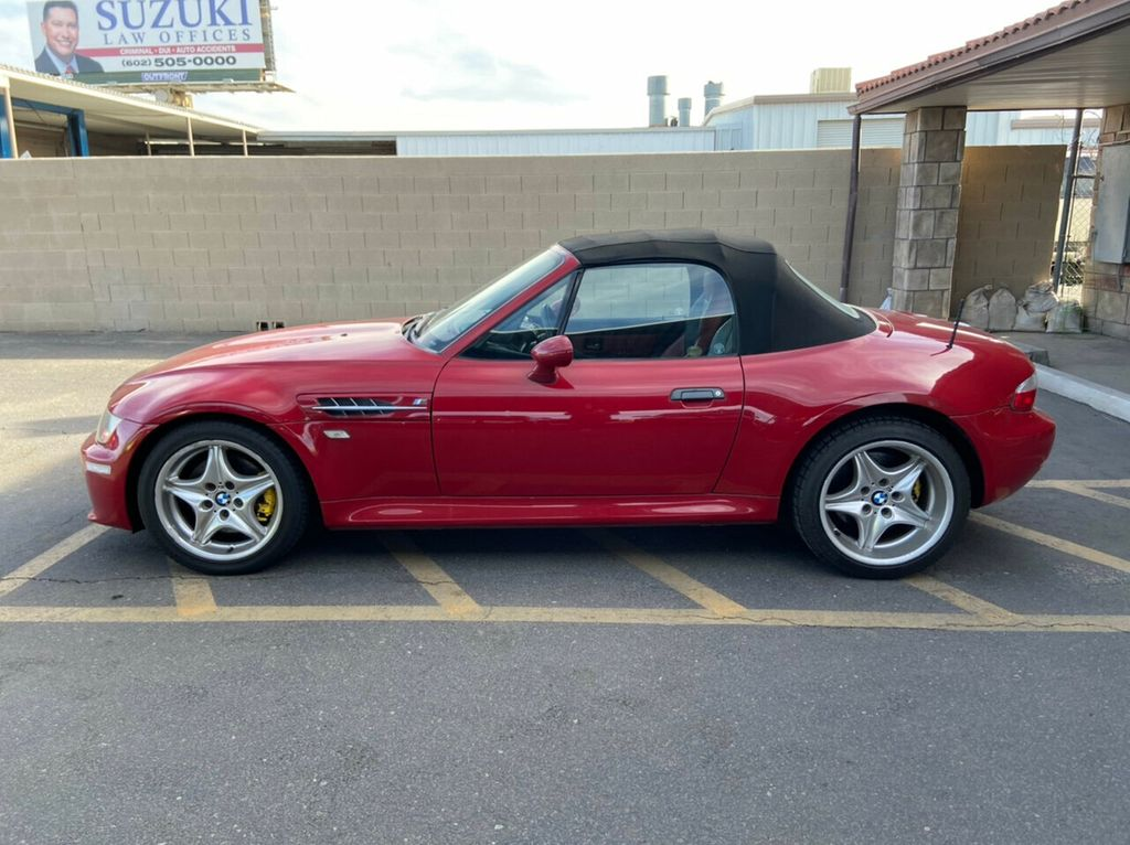 1999 Used Bmw Z3 M Roadster At One Stop Auto Mall Serving