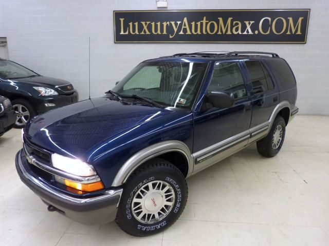 1999 Used Chevrolet Blazer 4dr 4wd Lt At Luxury Automax