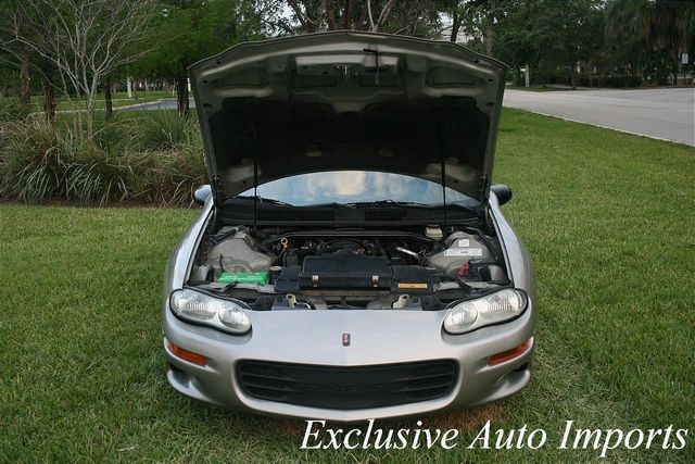 1999 Chevrolet Camaro 2dr Cpe Z28 - Click to see full-size photo viewer