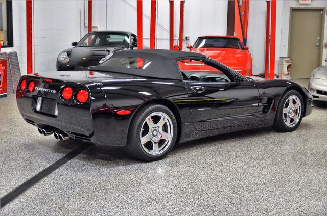 1999 Chevrolet Corvette 2dr Convertible - Click to see full-size photo viewer