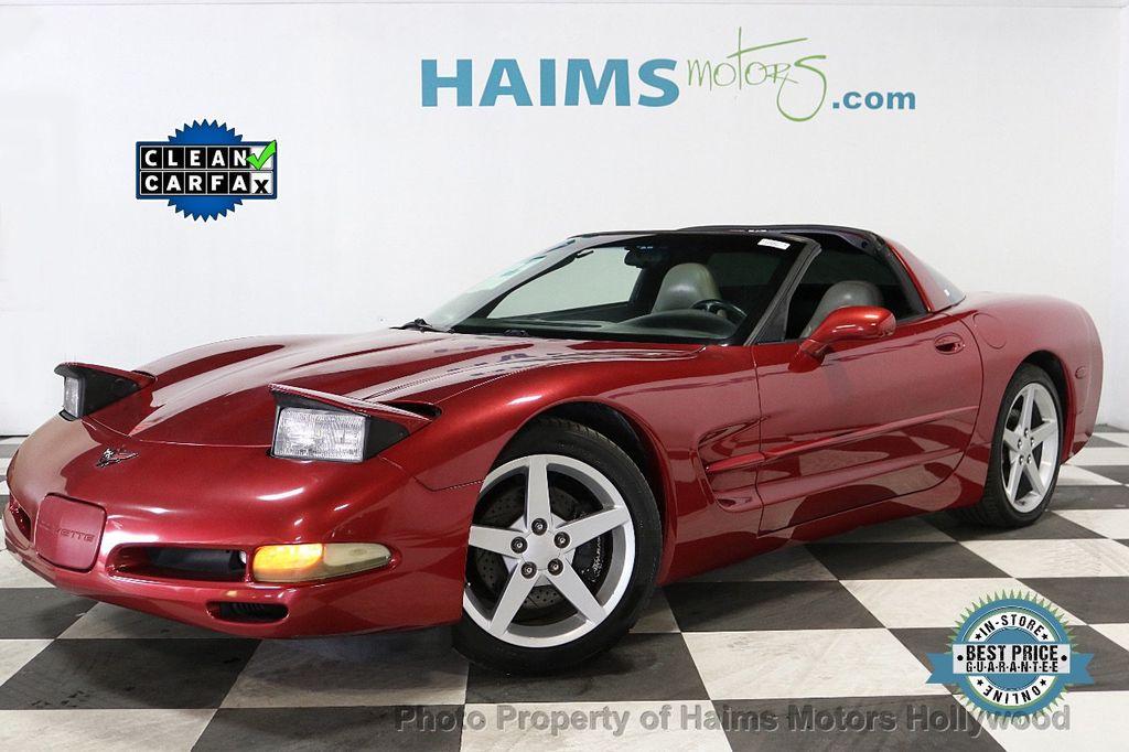 1999 Chevrolet Corvette 2dr Coupe - 18683884 - 0
