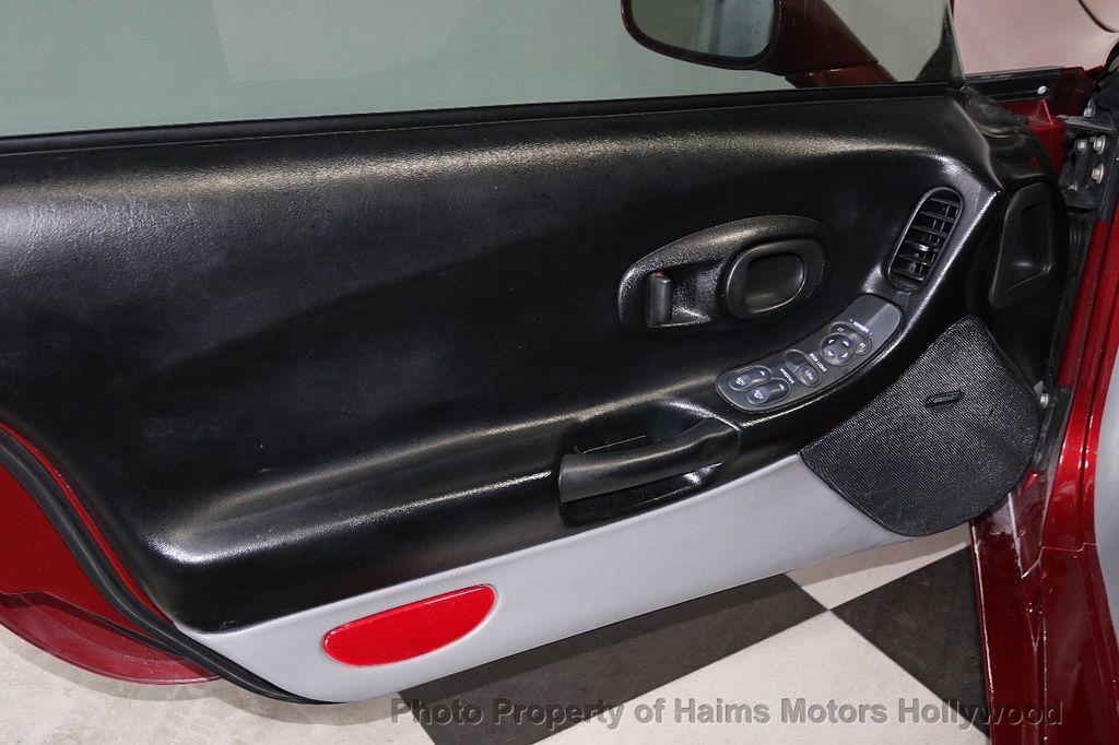 1999 Chevrolet Corvette 2dr Coupe - 18683884 - 9