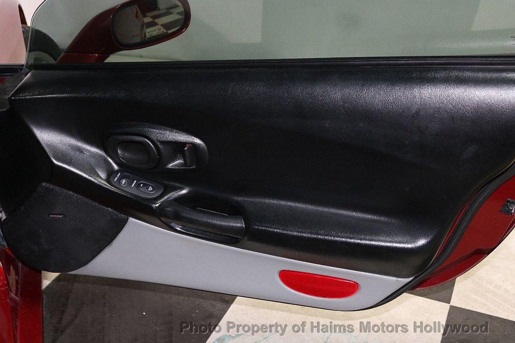 1999 Chevrolet Corvette 2dr Coupe - 18683884 - 10