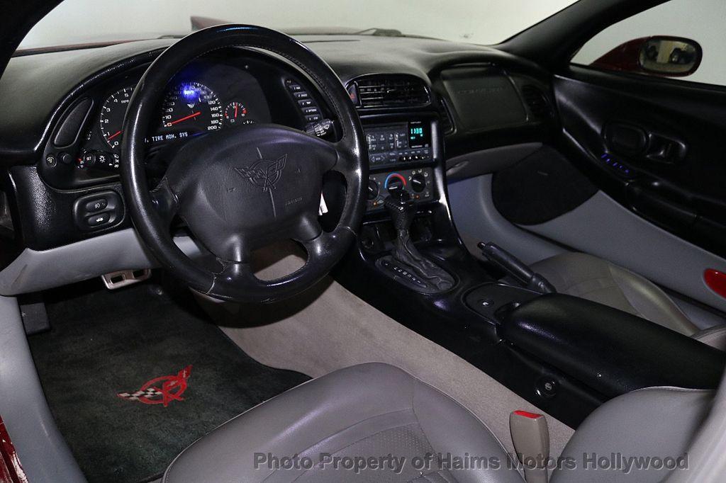 1999 Chevrolet Corvette 2dr Coupe - 18683884 - 13