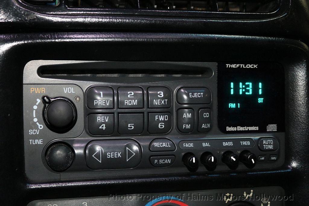 1999 Chevrolet Corvette 2dr Coupe - 18683884 - 15