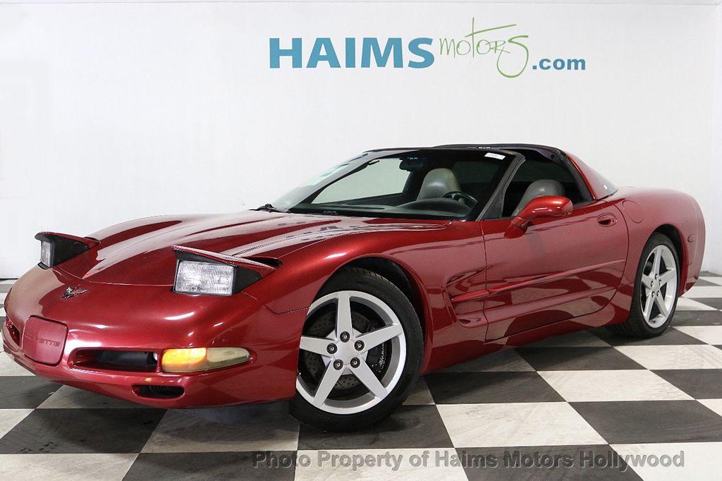 1999 Chevrolet Corvette 2dr Coupe - 18683884 - 1