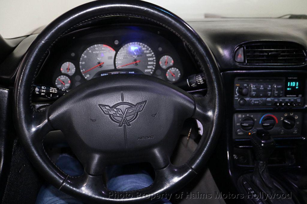 1999 Chevrolet Corvette 2dr Coupe - 18683884 - 20