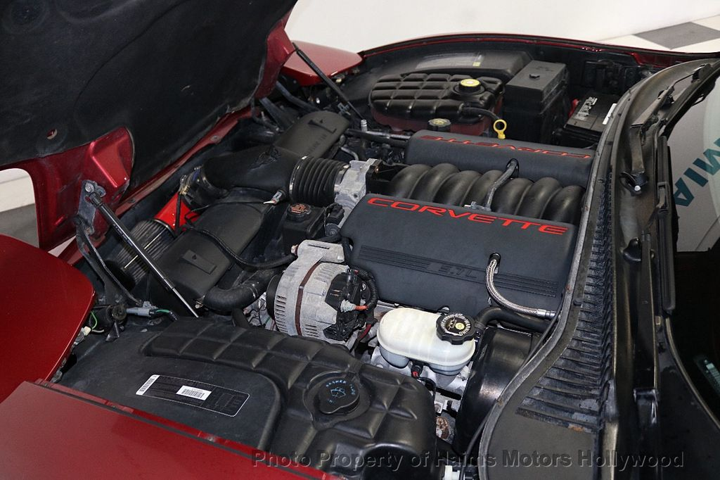 1999 Chevrolet Corvette 2dr Coupe - 18683884 - 23