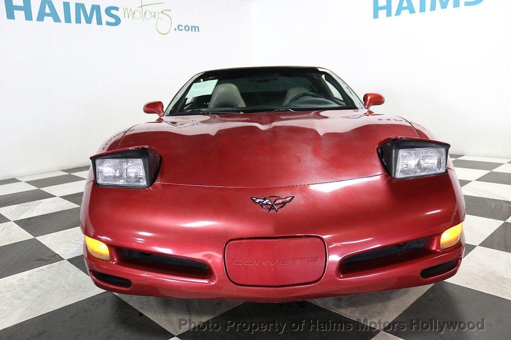 1999 Chevrolet Corvette 2dr Coupe - 18683884 - 2