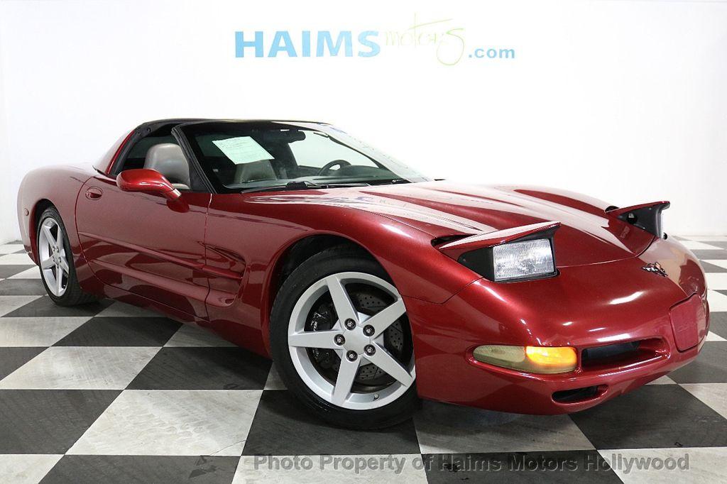 1999 Chevrolet Corvette 2dr Coupe - 18683884 - 3