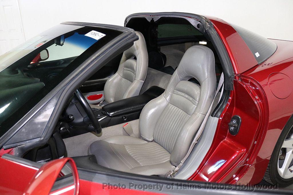 1999 Chevrolet Corvette 2dr Coupe - 18683884 - 7