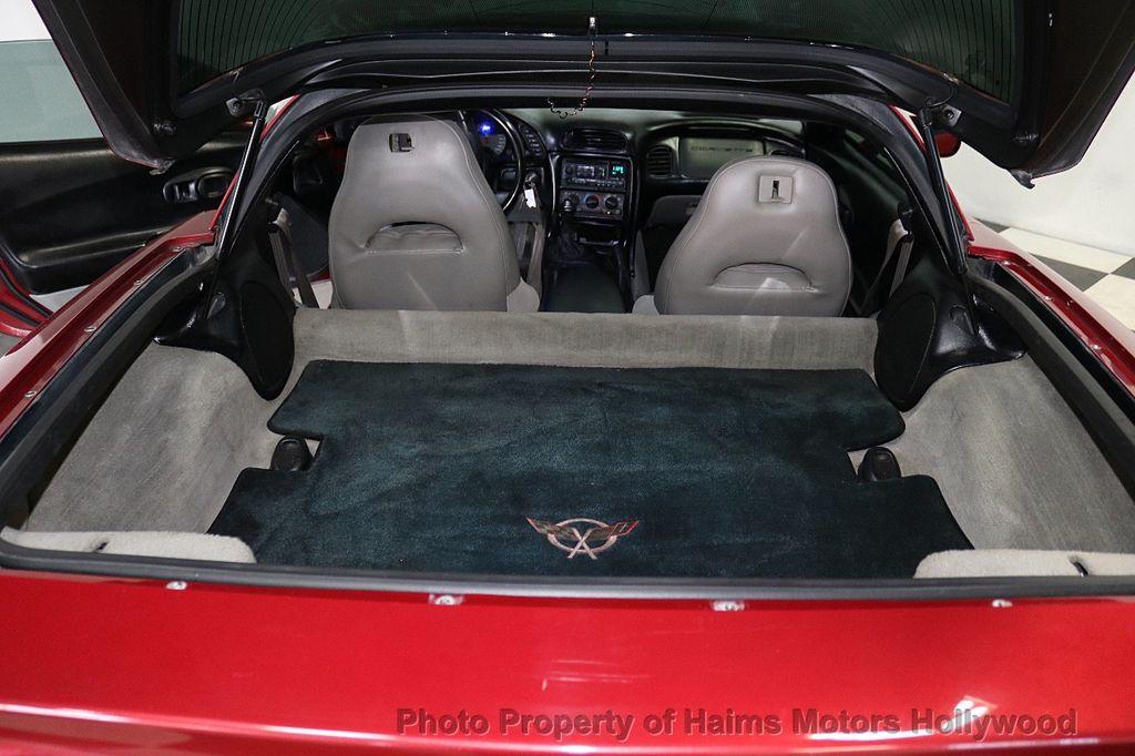 1999 Chevrolet Corvette 2dr Coupe - 18683884 - 8