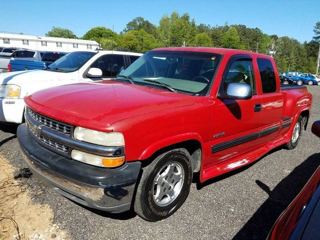 1999 Chevrolet Silverado 1500 Base 3dr Extended Cab Stepside Sb Truck Extended Cab Not Specified For Sale Florence Sc 4 995 Motorcar Com