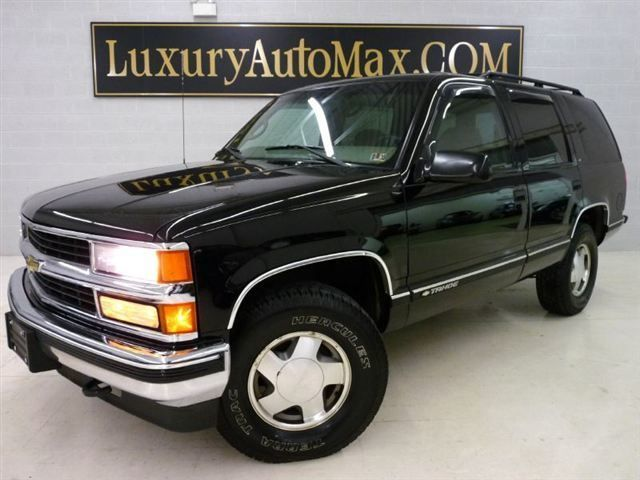 Used Chevy Tahoe >> 1999 Used Chevrolet Tahoe 1500 At Luxury Automax Serving