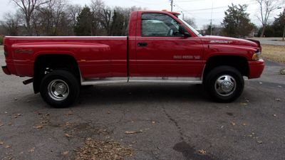 1999 Dodge Ram 3500 Regular Cab SPORT 4X4 - Click to see full-size photo viewer