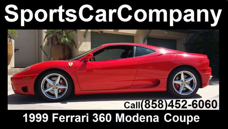 1999 Ferrari 360 Modena Base Trim - 16821523 - 0