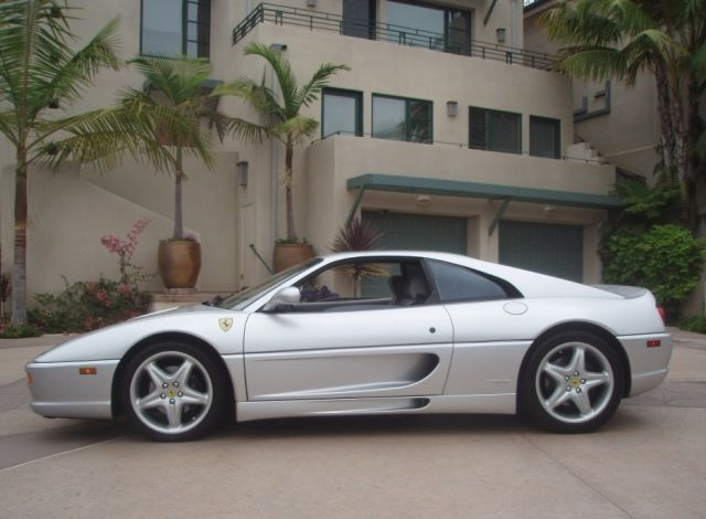 1999 Used Ferrari F355 Berlinetta At Sports Car Company