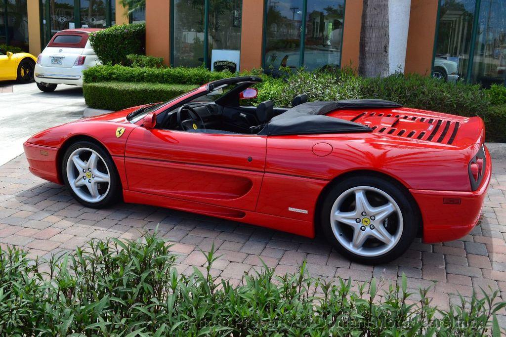 1999 Used Ferrari F355 F355 Spider in excellent condition - 26K ...