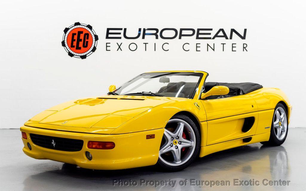 """1999 Ferrari F355 """"Fiorano Edition"""" Spider F1 - 18302842 - 0"""