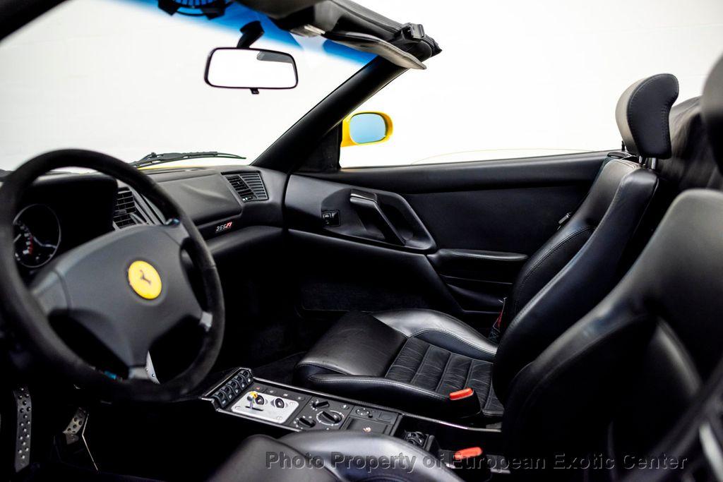 """1999 Ferrari F355 """"Fiorano Edition"""" Spider F1 - 18302842 - 10"""