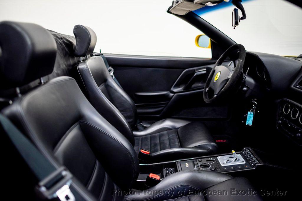 """1999 Ferrari F355 """"Fiorano Edition"""" Spider F1 - 18302842 - 12"""