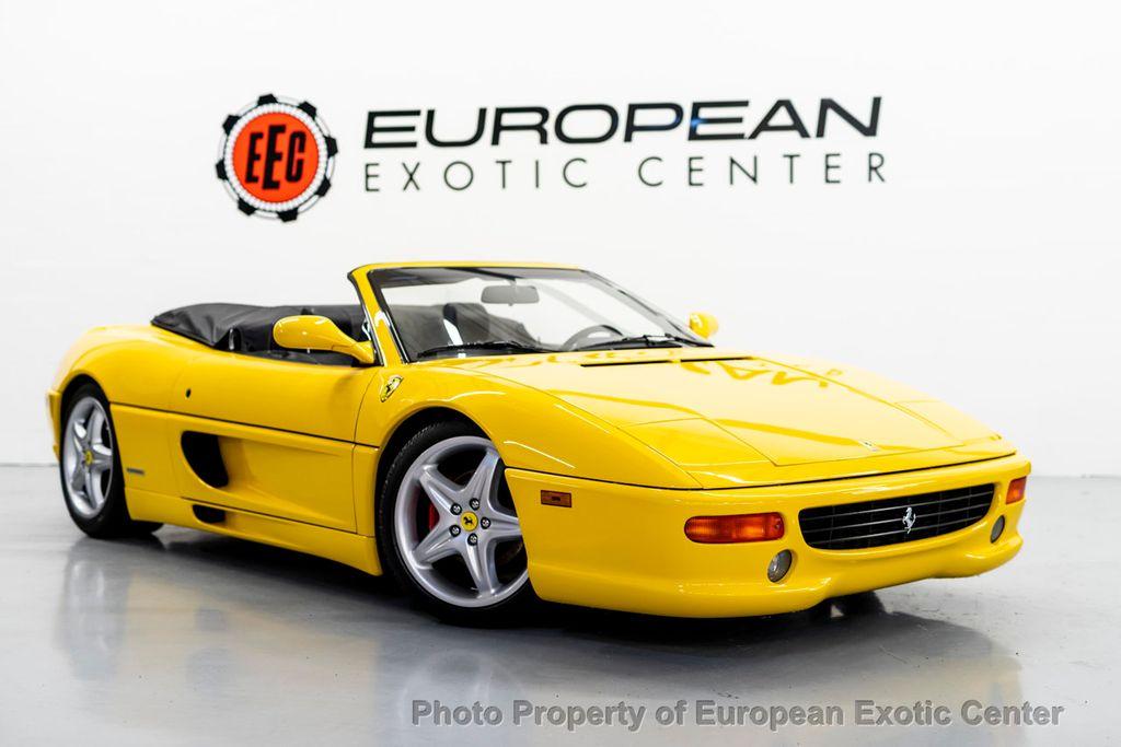 """1999 Ferrari F355 """"Fiorano Edition"""" Spider F1 - 18302842 - 1"""