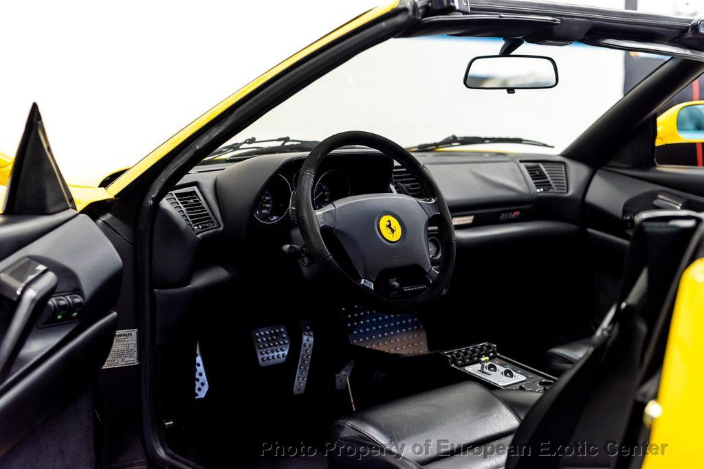 """1999 Ferrari F355 """"Fiorano Edition"""" Spider F1 - 18302842 - 24"""