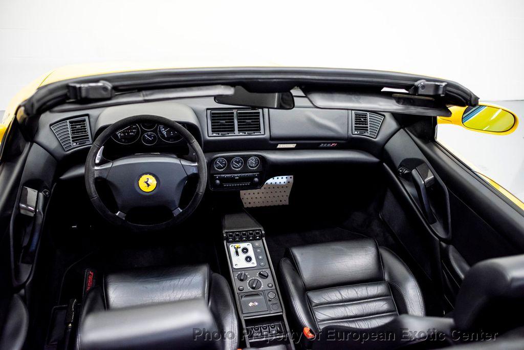 """1999 Ferrari F355 """"Fiorano Edition"""" Spider F1 - 18302842 - 25"""