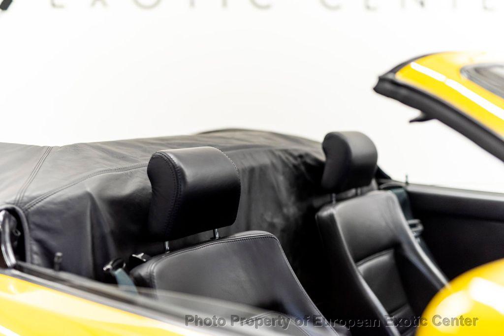 """1999 Ferrari F355 """"Fiorano Edition"""" Spider F1 - 18302842 - 26"""