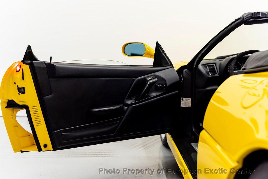"""1999 Ferrari F355 """"Fiorano Edition"""" Spider F1 - 18302842 - 27"""