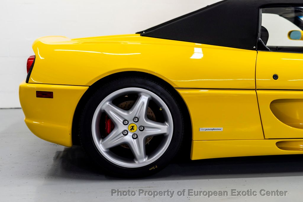 """1999 Ferrari F355 """"Fiorano Edition"""" Spider F1 - 18302842 - 30"""