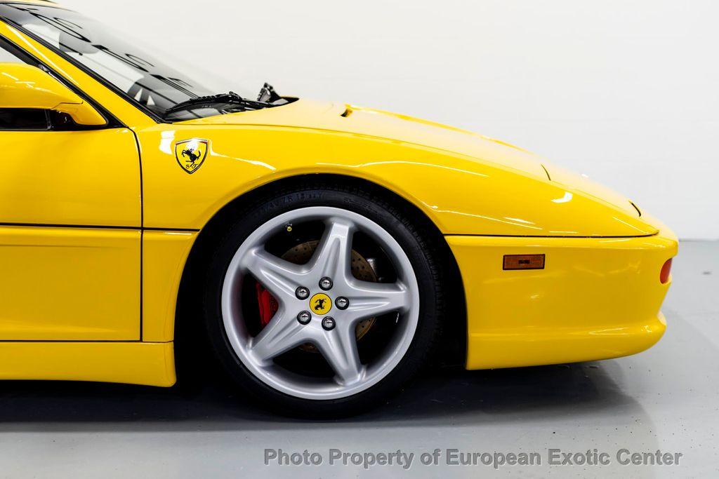 """1999 Ferrari F355 """"Fiorano Edition"""" Spider F1 - 18302842 - 31"""