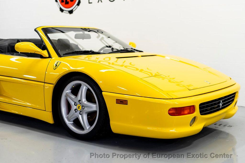 """1999 Ferrari F355 """"Fiorano Edition"""" Spider F1 - 18302842 - 33"""