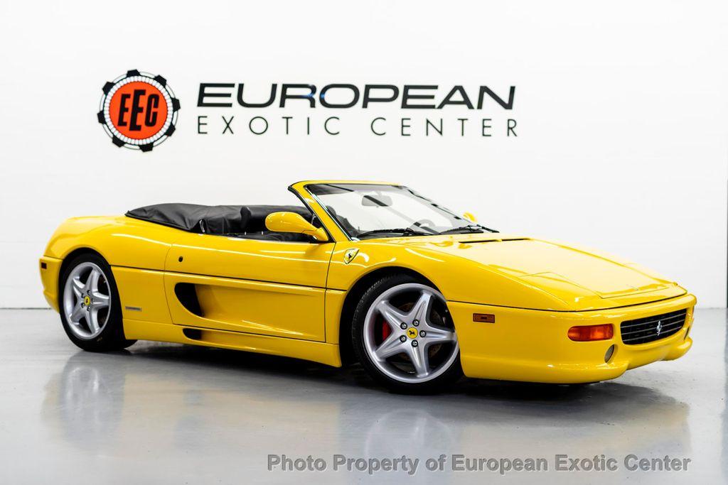 """1999 Ferrari F355 """"Fiorano Edition"""" Spider F1 - 18302842 - 35"""