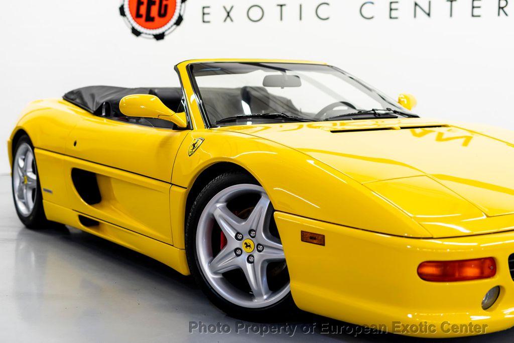 """1999 Ferrari F355 """"Fiorano Edition"""" Spider F1 - 18302842 - 36"""
