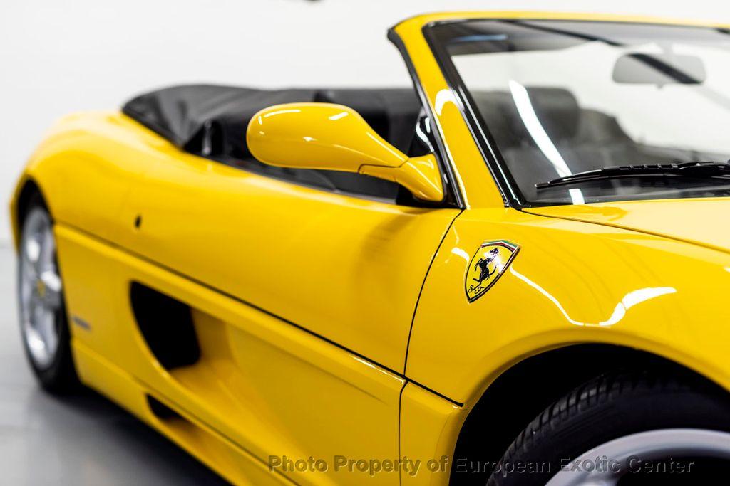 """1999 Ferrari F355 """"Fiorano Edition"""" Spider F1 - 18302842 - 37"""