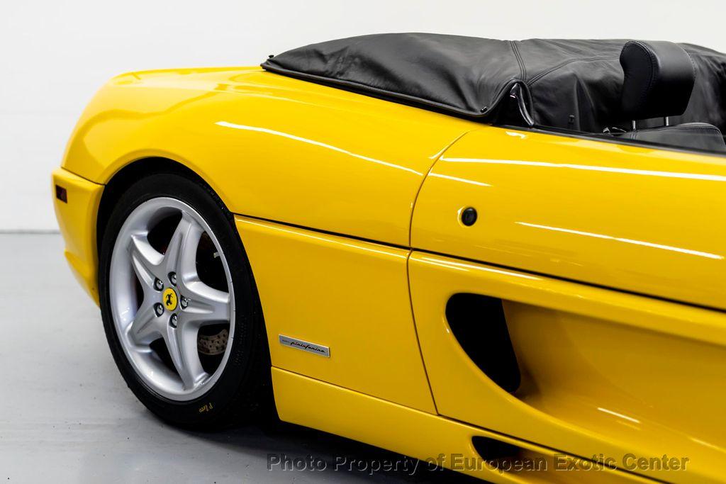 """1999 Ferrari F355 """"Fiorano Edition"""" Spider F1 - 18302842 - 38"""